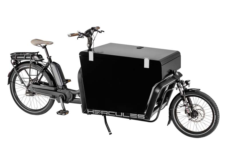 e bike geheimtipp hercules cargo 1000 modell 2019. Black Bedroom Furniture Sets. Home Design Ideas