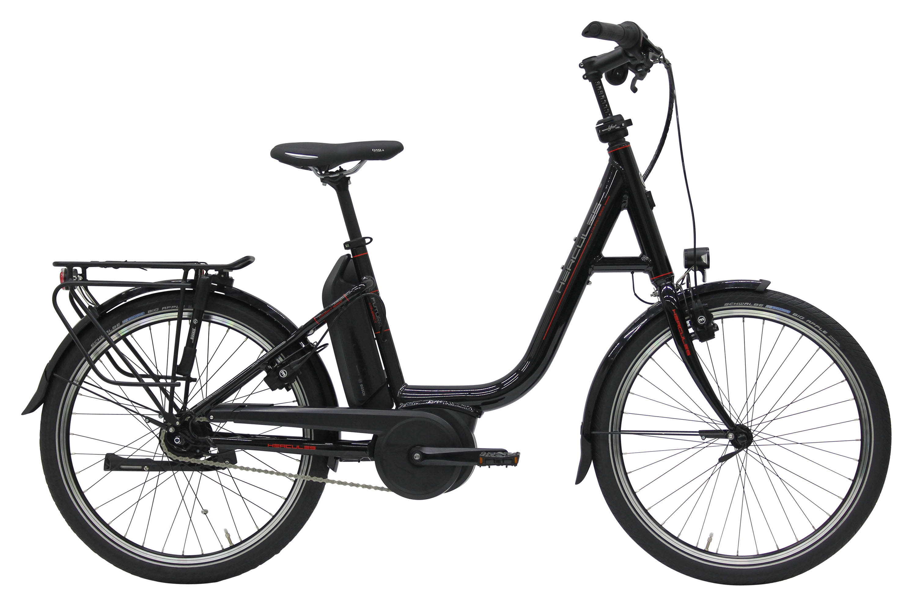 e bike geheimtipp hercules futura compact r8 modell 2019. Black Bedroom Furniture Sets. Home Design Ideas