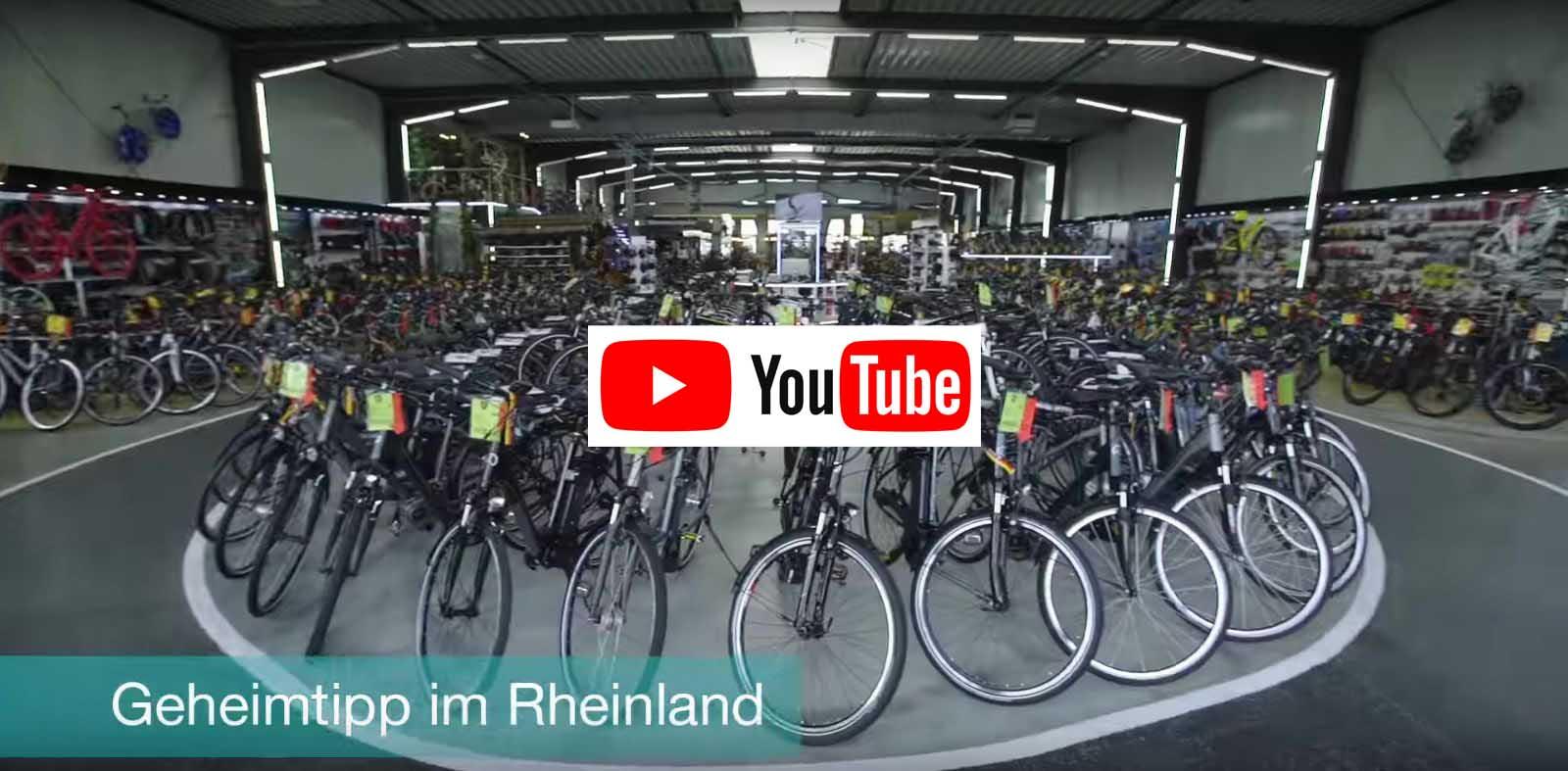 Bike Reiter auf YouTube